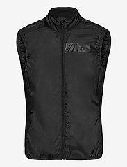 Craft - Essence Light Wind Vest M - træningsjakker - black - 0