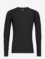 Craft - PRO DRY NANOWEIGHT LS M - bluzki z długim rękawem - black - 0