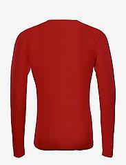 Craft - PRO DRY NANOWEIGHT LS M - longsleeved tops - bright red - 1