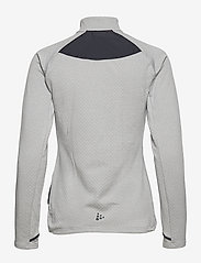 Craft - CORE Trim Thermal midlayer W - fleece - grey melange - 1