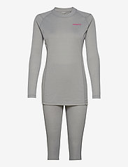 Craft - CORE WARM BASELAYER SET W - thermo ondergoedsets - monument - 0