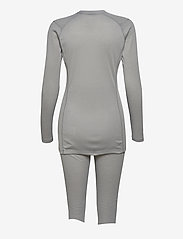 Craft - CORE WARM BASELAYER SET W - thermo ondergoedsets - monument - 1