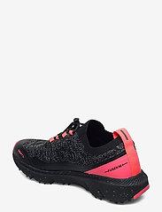 Craft - NORDIC FUSEKNIT W - running shoes - black/crush - 2