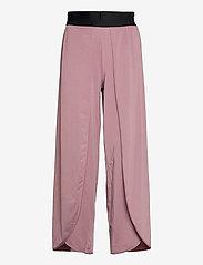 Craft - FLOW SPLIT PANTS W - sportbroeken - dull purple - 0