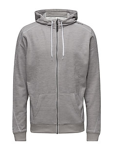 Craft ITZ full zip hood men navy - GREY