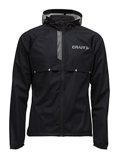 REPEL JKT  - training jackets - black/silver reflective