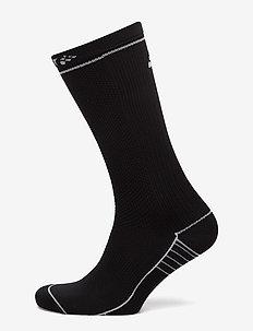 CRAFT COMPRESSION SOCK DEEP XS/37 - vanlige sokker - black