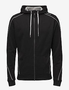 Craft ITZ full zip hood men navy - BLACK