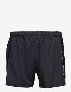 "ESSENTIAL 5"" SHORTS  - BLACK"