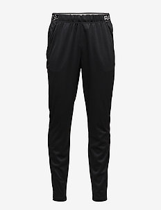 DEFT PANTS M - BLACK MELANGE/GREY