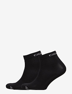 COOL MID 2-PACK SOCK - kousen - black
