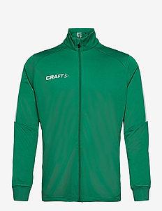 Progress Jacket M - Överdelar - green