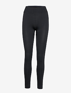 FUSEKNIT COMFORT PANTS  - running & training tights - black