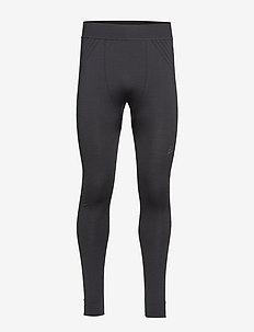 FUSEKNIT COMFORT PANTS  - BLACK