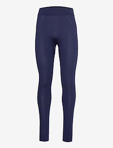 FUSEKNIT COMFORT PANTS  - running & training tights - maritime