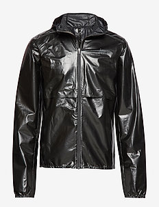 NANOWEIGHT HOOD JKT M - training jackets - black