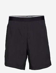 CHARGE 2-IN-1 SHORTS  - BLACK
