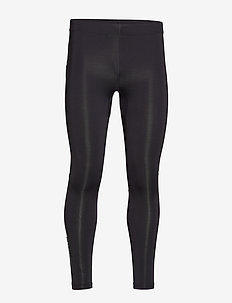 ESSENTIAL COMPRESSION TIGHTS M - BLACK