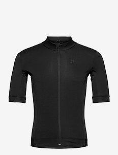 ESSENCE JERSEY  - t-shirts - black