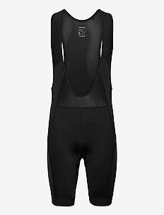 Essence Bib Shorts M - treningsshorts - black