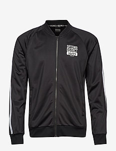 District (wct) jacket M - BLACK