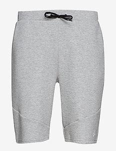 District sweat shorts M - GREY MELANGE