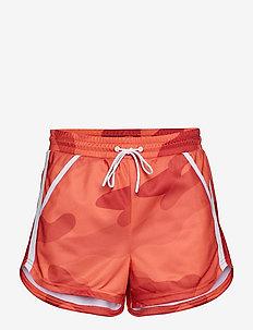 District (wct) high waist shorts W - spodenki treningowe - p melt boost