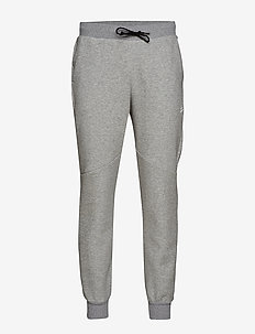 District crotch sweat pants M - GREY MELANGE