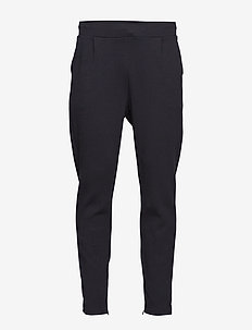 DISTRICT CLEAN JOGGER  - BLACK