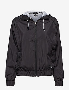 District windbreaker W - BLACK