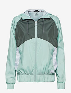 District windbreaker W - PLEXI