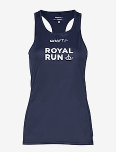 Royal Run Singlet W - NAVY