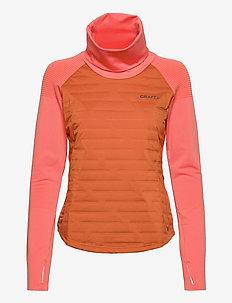 SUBZ SWEATER W - sweatshirts - trace/buff