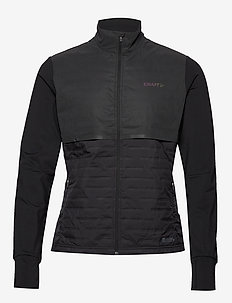 LUMEN SUBZERO JKT M - training jackets - black