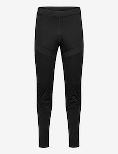 SUBZ WIND TIGHTS M - lauf- & trainingstights - black