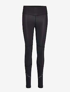 LUMEN URBAN RUN TIGHTS W - BLACK/SILVER