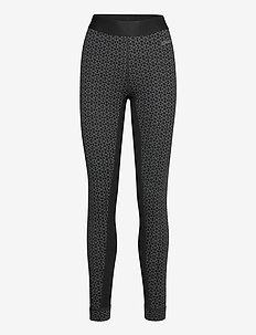 MERINO 240 PANTS W - base layer bottoms - black