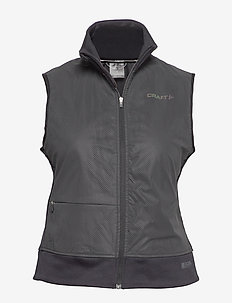 LUMEN ZUBZERO BODY WARMER W - vestes d'entraînement - black