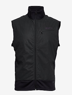 LUMEN ZUBZERO BODY WARMER M - vestes d'entraînement - black