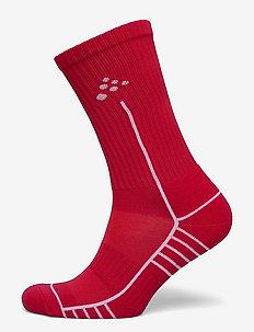 Progress Mid Sock - strümpfe - red