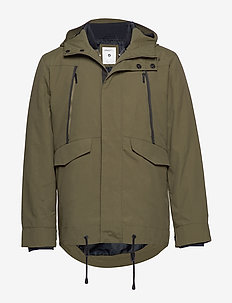 3-IN-1 JKT M - 3-in-1 jackets - woods/black