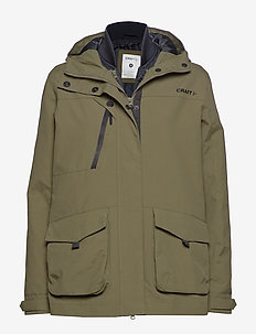 3-IN-1 JKT W - 3-in-1 jackets - woods/black