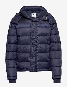 DOWN JKT M - down jackets - blaze