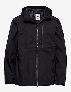 SHELL JKT M - BLACK