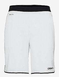 Pro Control Impact Shorts M - trainingsshorts - white/black
