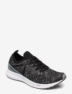 FUSEKNIT X M - buty do biegania - black