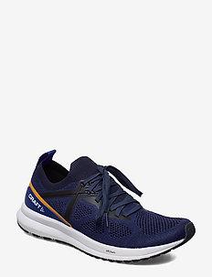 FUSEKNIT X M - buty do biegania - blaze/burst