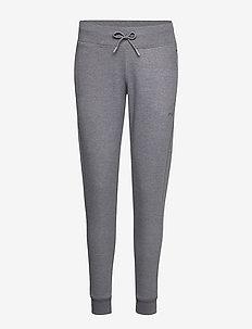 ICON PANTS W - pantalon de sport - dk grey melange