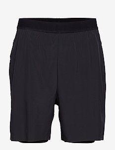VENT 2 IN 1 RACING SHORTS M - BLACK