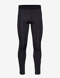 VENT TIGHTS M - sportleggings - black